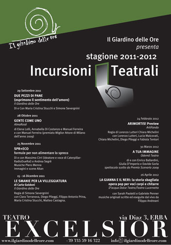 Stagione 2011 - 2012