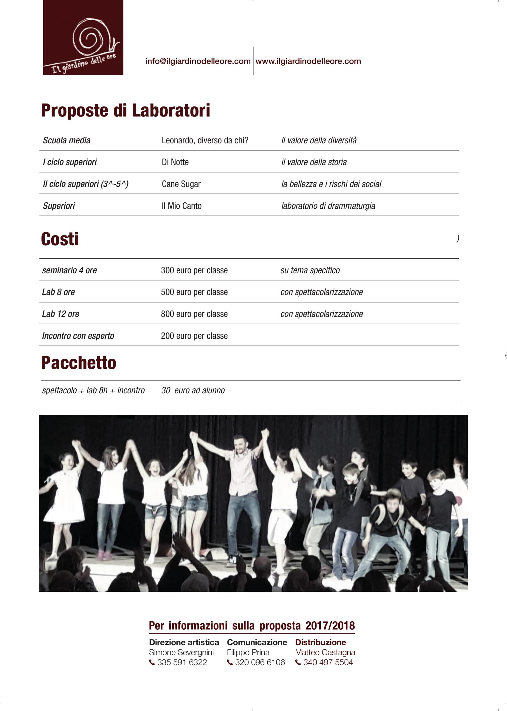 Palcoscenico Giovani 2018-19-14